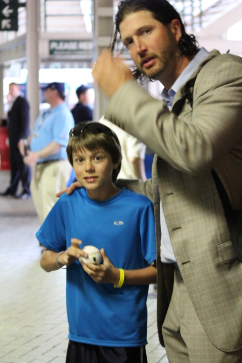 Secrets to getting great autographs at Wrigley Field