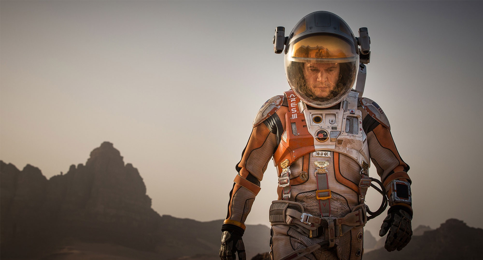 The Martian: A brilliant captivating film